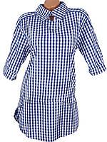 Женское платье в рубашечном стиле ( в расцветках)