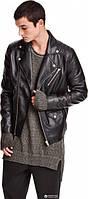 ДЕШЕВШЕ НЕМАЄ. Кожаная куртка мужская. Мужская. Чоловіча куртка. На весну. Осень