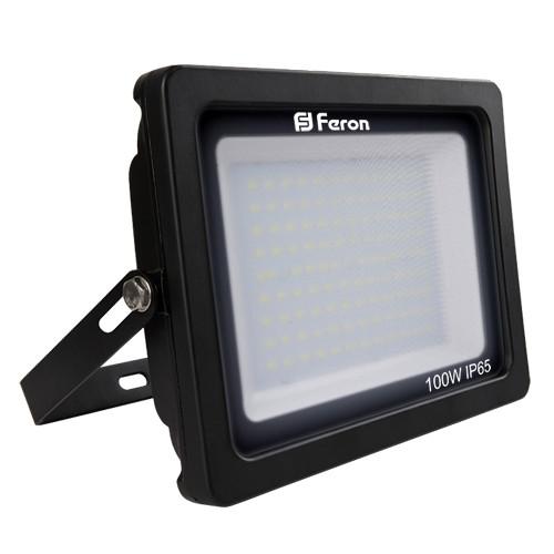 Прожектор світлодіодний 100W 6400K IP65, Feron LL-560