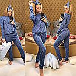 Женская трикотажная пижама, фото 3