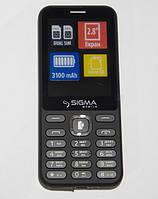 Новинка - кнопочный телефон с мощной батареей Sigma X-style 31 Power