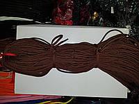 Шнурки круглые средние 1,2 и 1,5 метра. 50 пар в уп.
