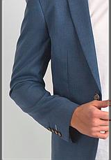 Пиджак мужской M 1808-2 разм 48, фото 2