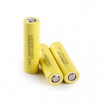 Аккумулятор LG HG4 2500mah 20А 18650 Оригинал! (банан)