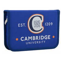 Пенал Yes Cambbridge blue 531765