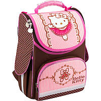 Рюкзак школьный каркасный Kite Hello Kitty Хеллоу Китти (HK18-501S-1)