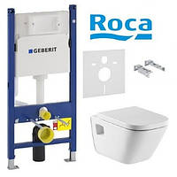 Комплект Roca A34H478000+458.126.+115.125.21 (код 053792), фото 1