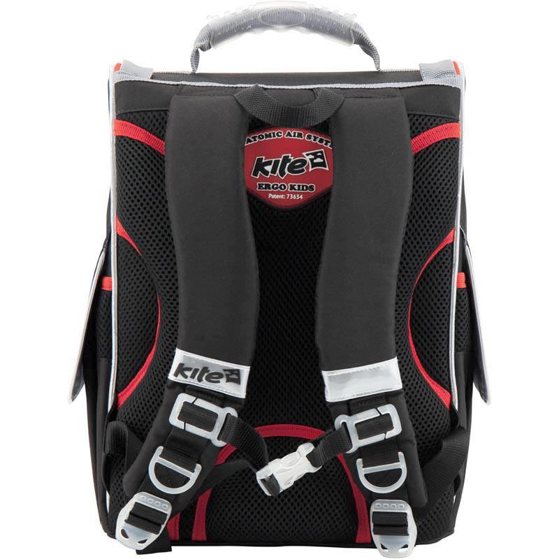 a3f1f1e8e416 Рюкзак школьный каркасный Kite Firetruck (K18-501S-1): продажа, цена ...