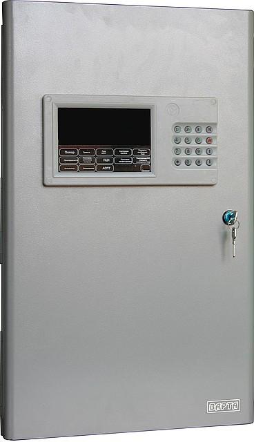 Прибор приемо-контрольный пожарный «Варта 1/832» (16 шлейфов)