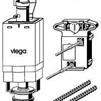 Набор для переоборудования Viega 611224
