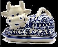 Керамическая масленка Krowa, фото 1