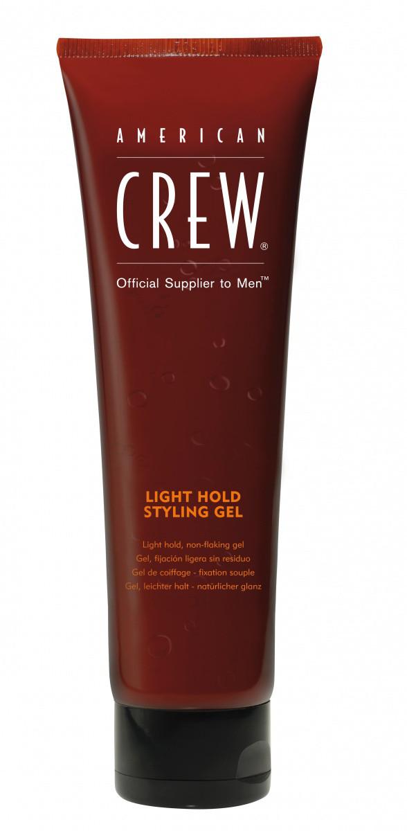 Гель легкой фиксации American Crew Light Hold Styling Gel - 250 мл