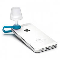 Мини-ночник для смартфона Luma Peleg Design (синий), фото 1