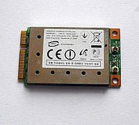 300 Wi-Fi Atheros AR5BXB63 AR5007EG 802.11 b/g Mini PCI-Express 54 Mbps модуль для ноутбука