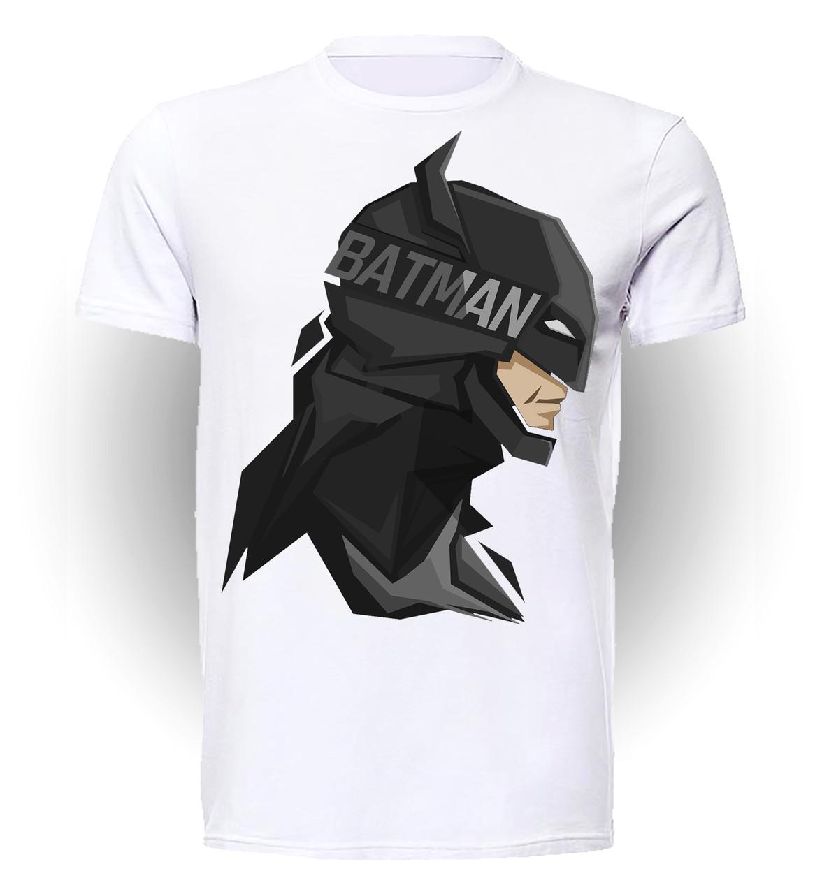 Футболка GeekLand Бэтмен Batman geometric BM.01.041