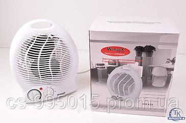 Тепловентилятор электрический для дома Wimpex FAN HEATER WX-425