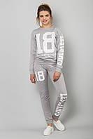 Спортивный костюм Les Champs (серый)