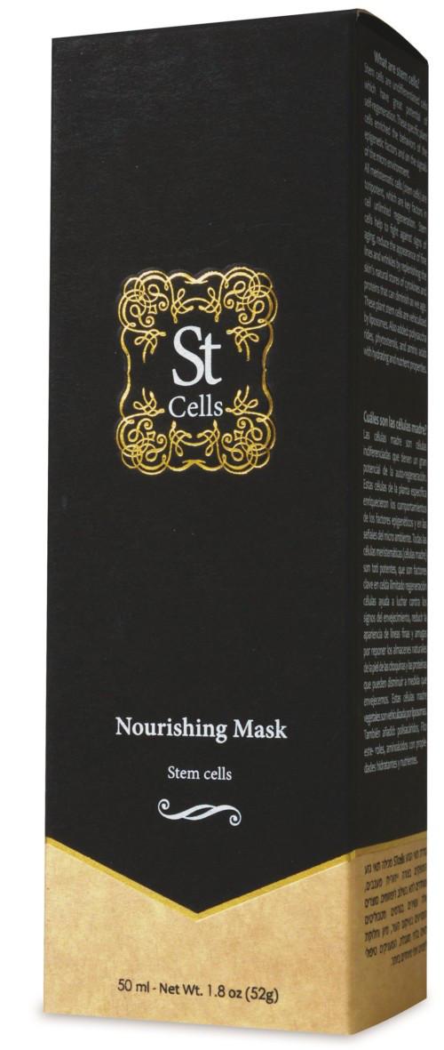 ST Cells Питательная маска со стволовыми клетками ONmacabim Nourishing Mask