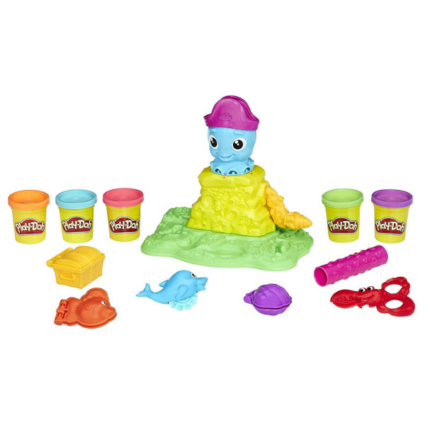 Play-Doh набор Веселый Осьминог Cranky the Octopus E0800