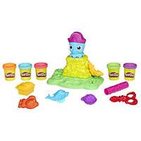 Play-Doh набор Веселый Осьминог Cranky the Octopus E0800, фото 1