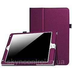 Fintie iPad 9.7 Inch 2017 / Air iPad 2 / iPad Air Case - Premium PU Leather Folio Smart Cover Purpur