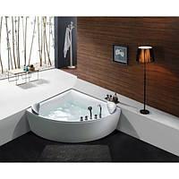 Гидромассажная ванна Golston G-U1026 с аэромассажем 1500x1500x630мм, фото 1