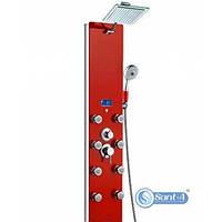 Гидромассажная панель Golston G-787-392R (красная), 1300x300x70 мм