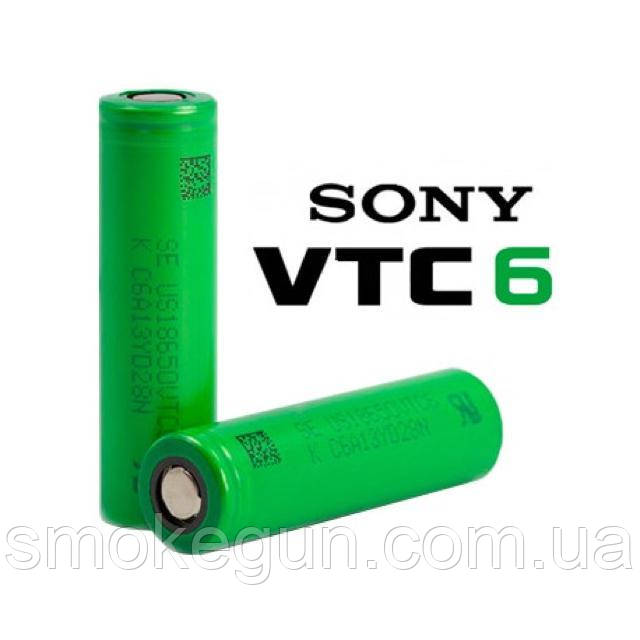 Аккумулятор Sony US18650 VTC6 3120mah 30А
