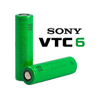 Аккумулятор Sony US18650 VTC6 3120mah 30А Оригинал!