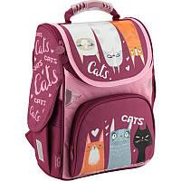 Рюкзак школьный каркасный GoPack 5001S-9 (GO18-5001S-9)