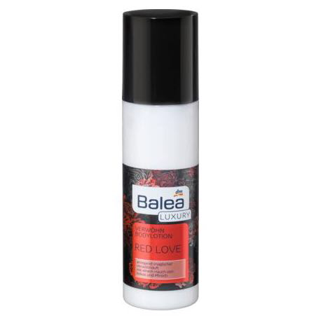 Лосьон для тела Balea Luxury Red Love 200 мл