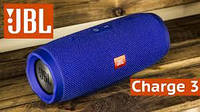 Портативная (Bluetooth) колонка JBL Charge 3