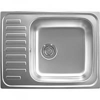 Кухонная мойка Teka из нержавеющей стали, микротекстура, врезная, 65х50см Classic 1B 30000053 Тека, фото 1