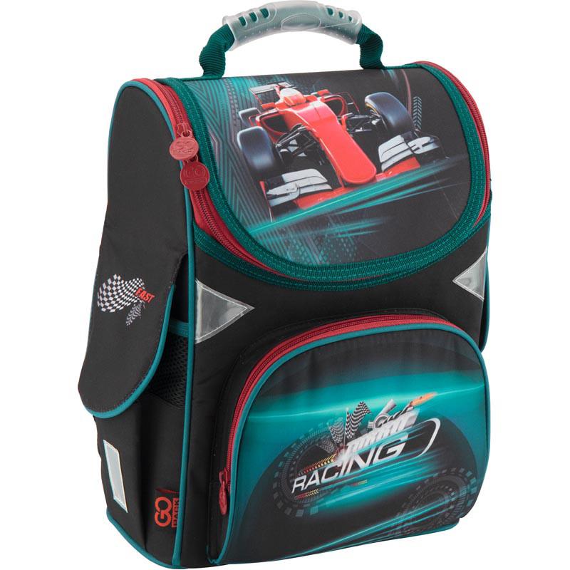 91ee29e78414 Рюкзак школьный каркасный GoPack 5001S-14 (GO18-5001S-14), цена 695 ...