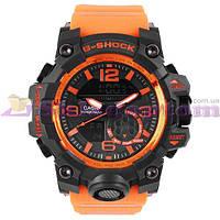 Часы наручные G-SHOCK GG-1000B Orange-Black
