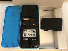 Б.у Nokia 105 DS Cyan (1 sim карта) (ВР)