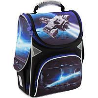 Рюкзак школьный каркасный GoPack 5001S-16 (GO18-5001S-16)