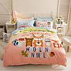Комплект постельного белья Woodland Animals (двуспальный-евро)