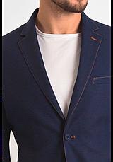 Пиджак мужской M 1811-2 разм 58, фото 3