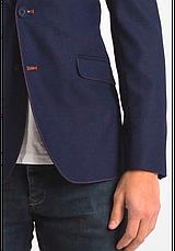 Пиджак мужской M 1811-2 разм 58, фото 2
