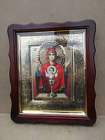 Икона Божией Матери Неупиваемая Чаша 35х40см