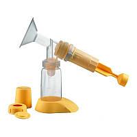 Молокоотсос Manual Breast Pump ручного типа, механический молокоотсос