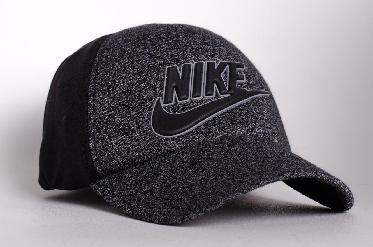 5e7d3f5f Мужская бейсболка Nike - трикотаж, цена 190 грн., купить в Киеве — Prom.ua  (ID#675056865)