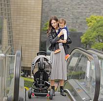 Велосипед трехколесный Sun Baby QPlay Rito Air J01.014.1.2, Бордовый, фото 2