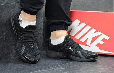 Мужские кроссовки Nike Air Presto черные