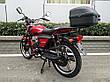 Мотоцикл HORNET Alpha (Classic) 125куб.см, красный, фото 3