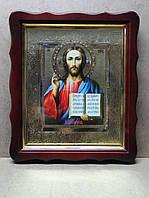 Икона Спасителя 35х30см