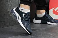 Nike Air Presto темно-синие с белым