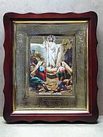 Икона Воскресение Христово 35х30см