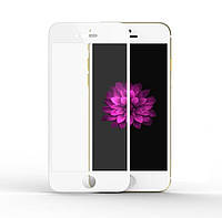 Защитное стекло для Apple iPhone 7 Plus белое (white)